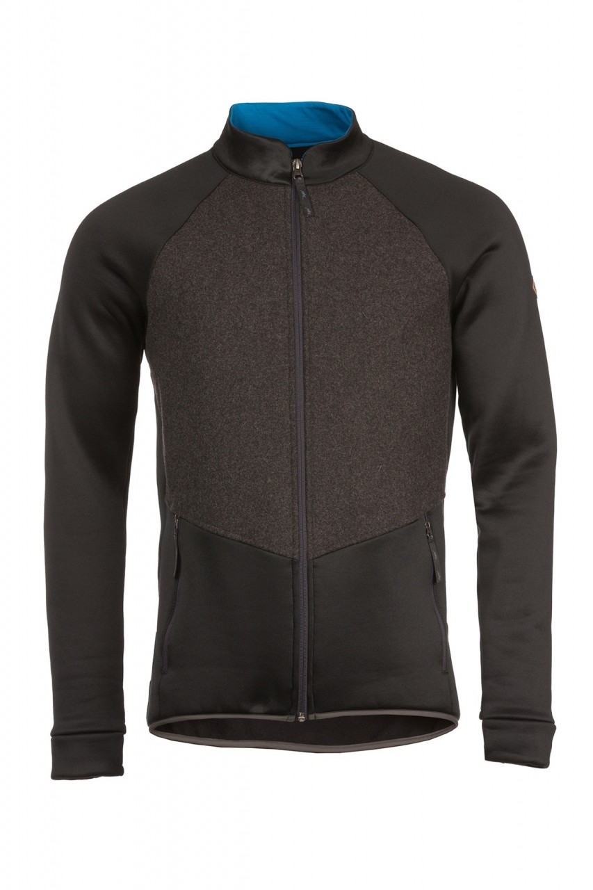 AHN - Men Merino Winter Softshell Jacket